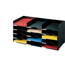 "26.5"" Wide Stackable Horizontal Organizer"