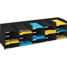"44"" Wide Stackable Horizontal Organizer"