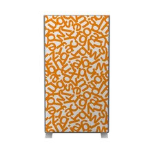 EasyScreen Letter Room Divider Sheet