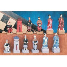 Qin Terra Cotta Army Chessmen