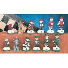 Golf Chessmen