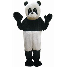 Panda Mascot Kids Costume Set