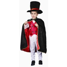 Deluxe Magician Dress Up Children's Costume Set