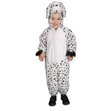 Brave Little Dalmatian Children's Costume Set