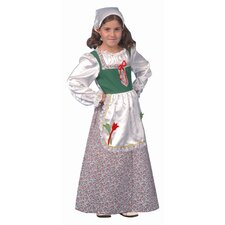 Dutch Girl Children's Costume