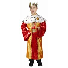 Deluxe King Children's Costume Set