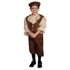 Colonial Boy Children's Costume