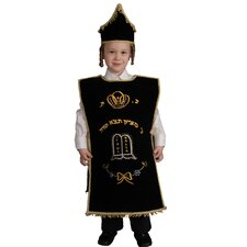 Seifer Torah Children's Costume