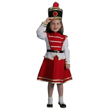Drum Majorette Children's Costume