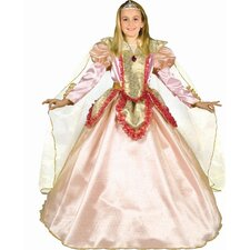 Princess of the Castle Children's Costume