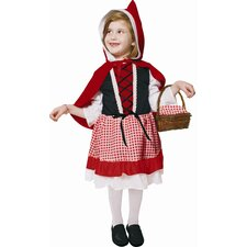 <strong>Dress Up America</strong> Lil' Red Riding Hood Children's Costume