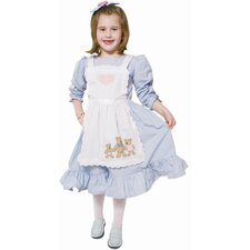 <strong>Dress Up America</strong> Goldilocks Fairytale Children's Costume