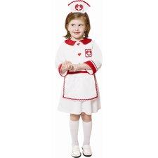 Red Cross Nurse Children's Costume
