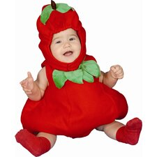 Baby Apple Costume Set