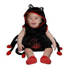 Baby Plush Spider Costume