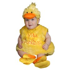 Baby Plush Duckling Costume