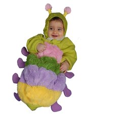 <strong>Dress Up America</strong> Infant Caterpillar Costume