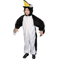 Penguin Plush Children's Costume