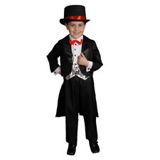 Black Tuxedo Children's Costume