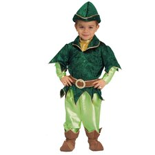 <strong>Dress Up America</strong> Deluxe Peter Pan Children's Costume
