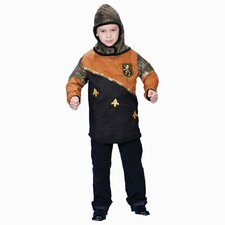 Deluxe Knight Dress Up Children's Costume Set
