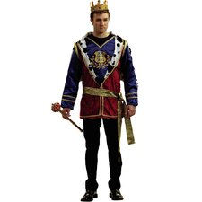 <strong>Dress Up America</strong> Adult Noble King Costume