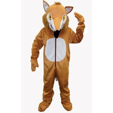 Furry Fox Costume