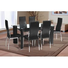 <strong>Tip Top Furniture</strong> Ketch 7 Piece Dining Set