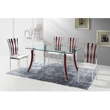 Nopel 5 Piece Dining Set