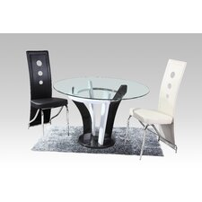 Piano 5 Piece Dining Set