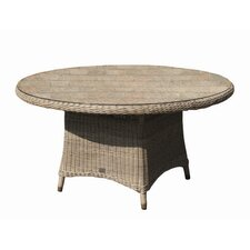 Bali Round Rattan Dining Table