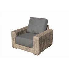 Kingston Lounge Armchair with Cushion