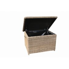 Cushion Storage Box - Pure Weave