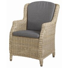 Brighton Dining Armchair with Cushion