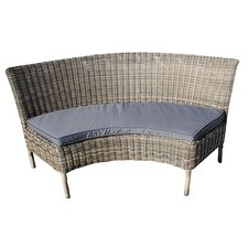 Mayfair Double Curved Chair with Cushion