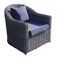 Mayfair Lounge Armchair with Cushions