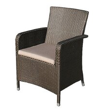 All Seasons Eton Dining Armchair with Seat Cushion