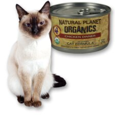 Chicken Canned Cat Food (5-oz, case of 12)