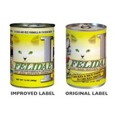 Chicken and Rice Formula Cat Food
