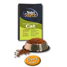 <strong>Nutri Source</strong> Senior Weight Management Cat Food