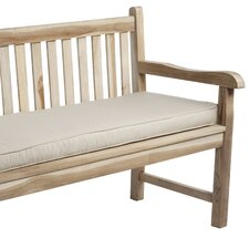 Corded Bench Cushion