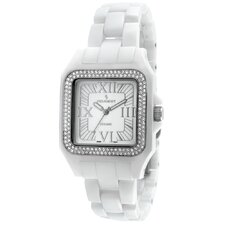 Women's Swarovski Crystal Dial Watch