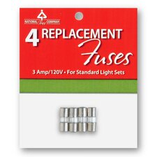 Replacement Fuse (Set of 4)