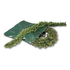 <strong>National Tree Co.</strong> Heavy Duty Wreath and Garland Storage Bag