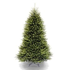 Dunhill Fir 7' Green Artificial Christmas Tree
