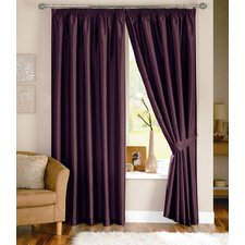 Java Eyelet Lined Curtain
