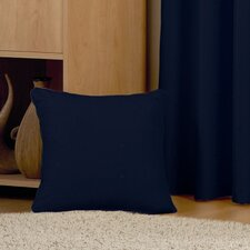 Curtina Hudson Single Cushion Cover in Navy