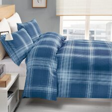 <strong>Dreams 'N' Drapes</strong> York Printed Duvet Set