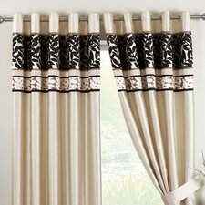 Curtina Coniston Eyelet Curtains (Set of 2)