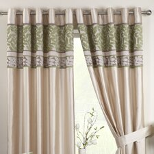Curtina Coniston Eyelet Curtains